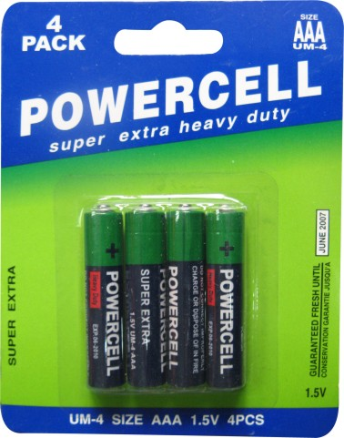 POWERCELL R03-4B