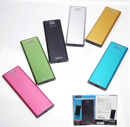 Power bank 8000